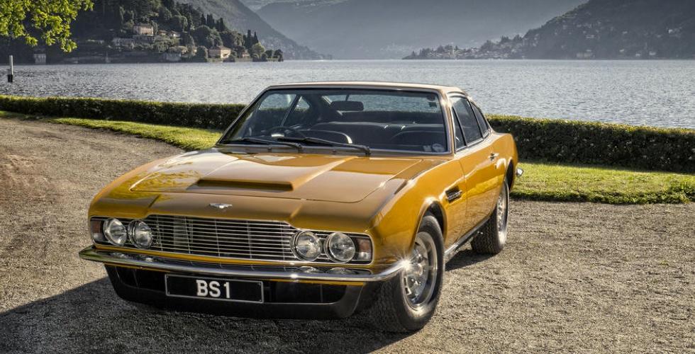 Commissaire-priseur : Aston Martin DBS