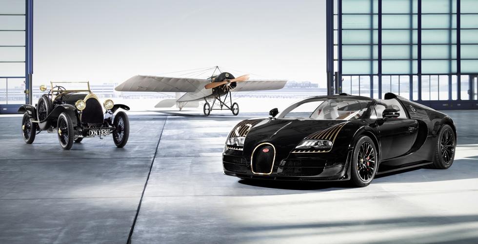 La cinquième légende Bugatti est Black Bess