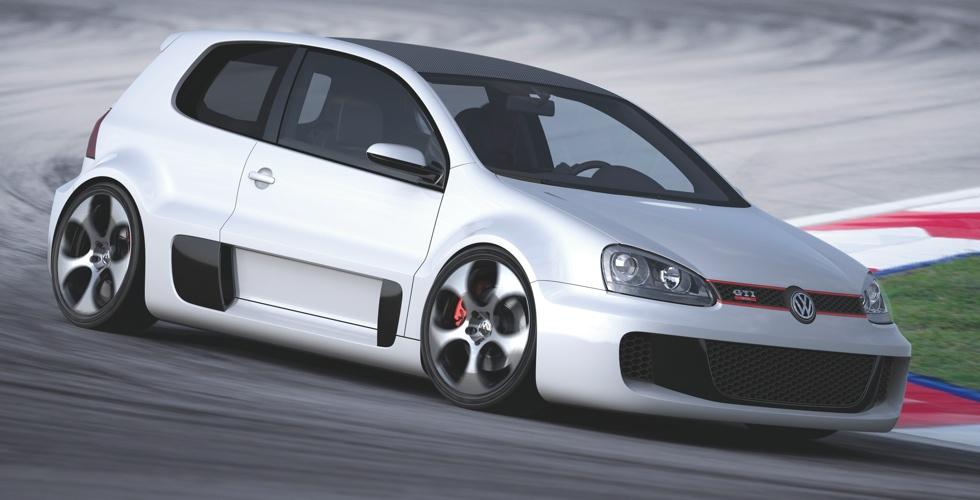 Golf R 400 ? Volkswagen avait fait plus fort !