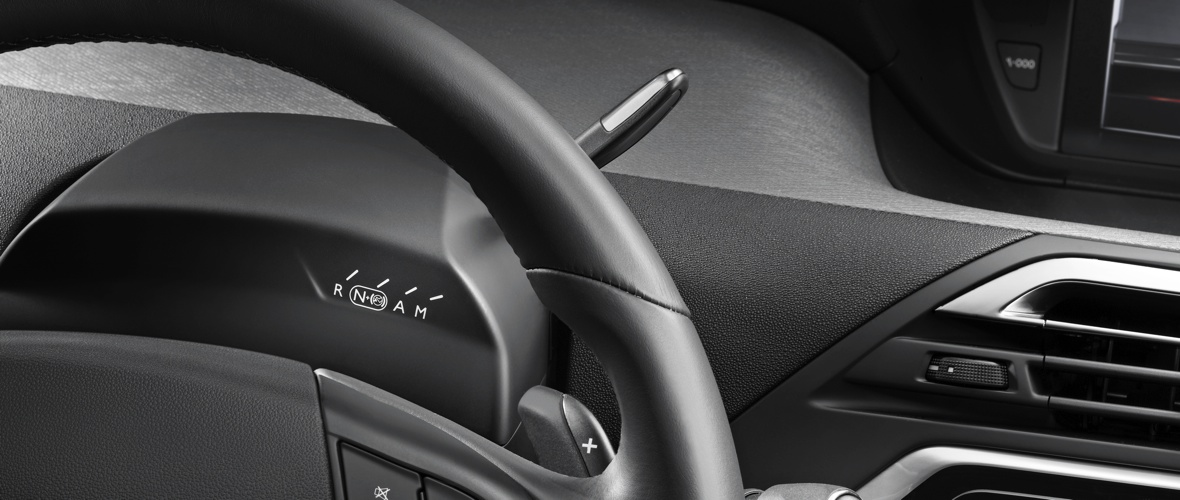Essai Citroën C4 Picasso ETG6 : la boîte auto pour les nuls