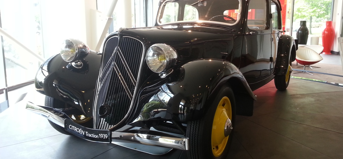 Rencontre : Citroën Traction