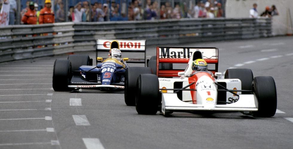 Photos : Grand Prix de Monaco F1 de 1990 à 1999