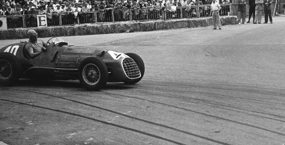 Photos : Grand Prix de Monaco F1 de 1929 à 1969