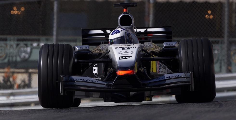 Photos : Grand Prix de Monaco F1 de 2000 à 2009