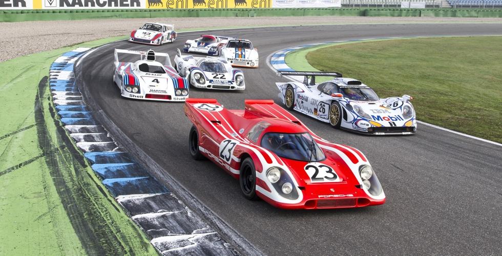Fêtons le retour de Porsche au Mans !