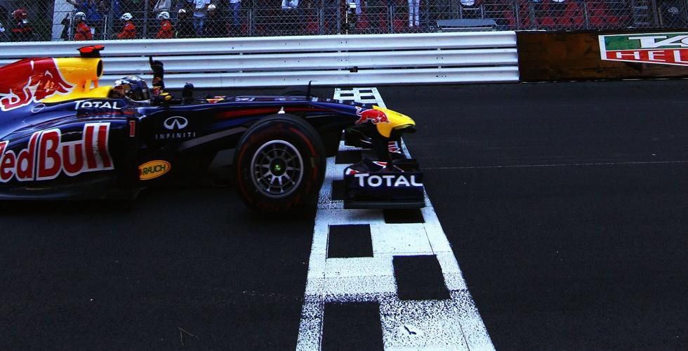 Photos : Grand Prix de Monaco F1 de 2010 à 2014