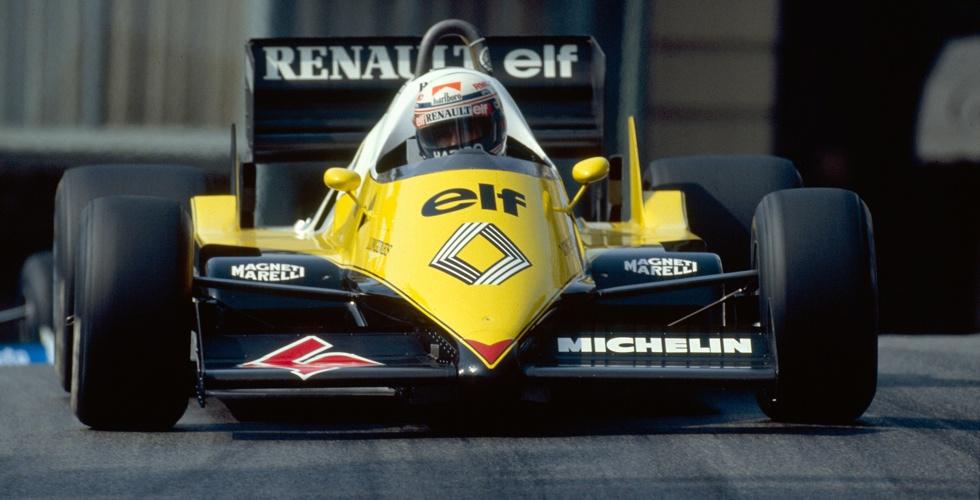 Photos : Grand Prix de Monaco F1 de 1980 à 1989