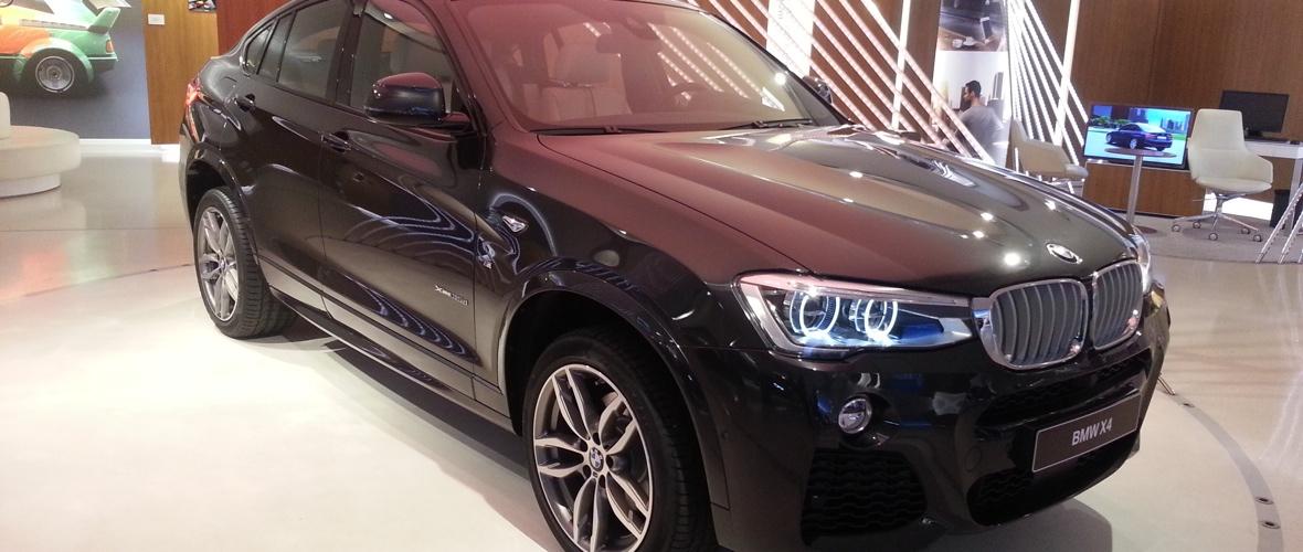 Rencontre : BMW X4