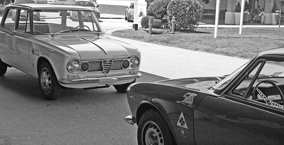 Découverte : Alfa Romeo Giulia Ti Super