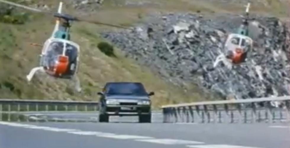 Publicité : Renault 21 2 Litres Turbo