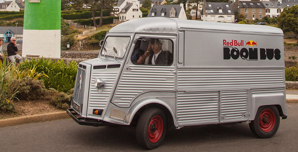 Citroën HY : les contemporains