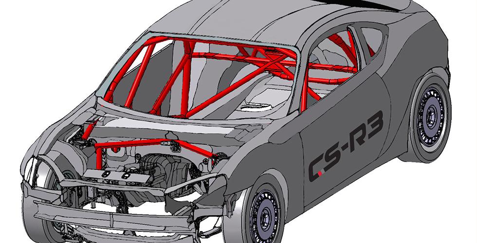 Toyota GT86-CS R3 : nouvelle arme de Toyota Motorsport