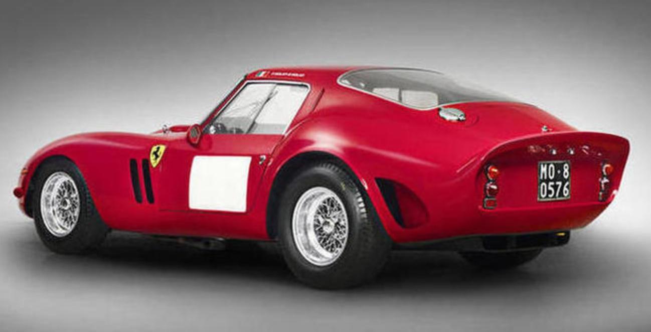Commissaire-priseur : Ferrari 250 GTO Berlinetta