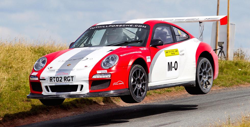 Tuthill et Porsche se lancent dans le WRC