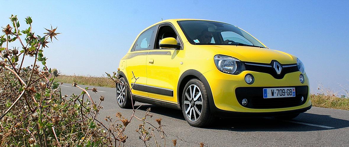 Essai : Renault Twingo 3 bouscule la ville