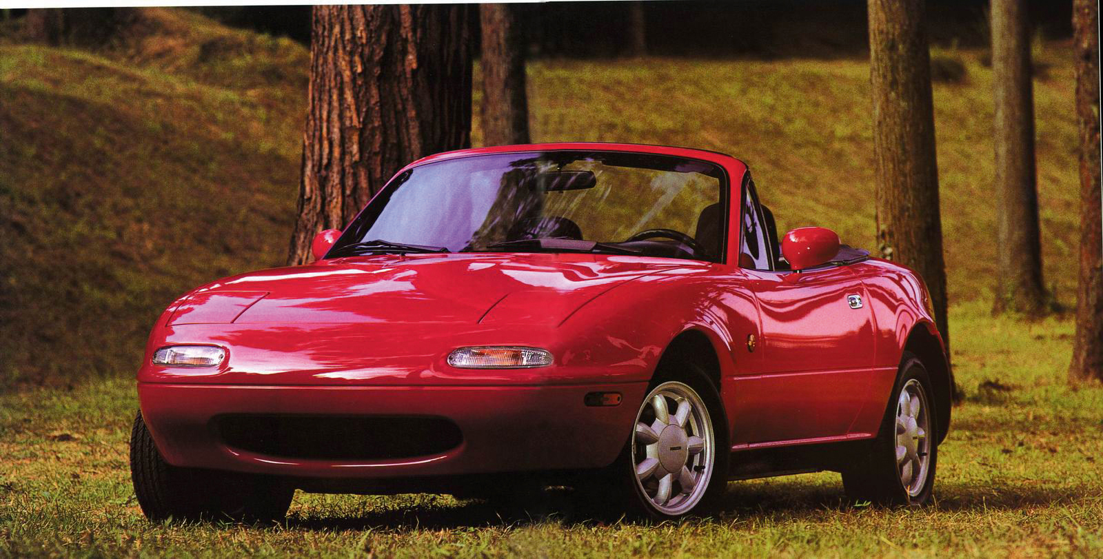 Mazda MX-5 : la naissance du mythe