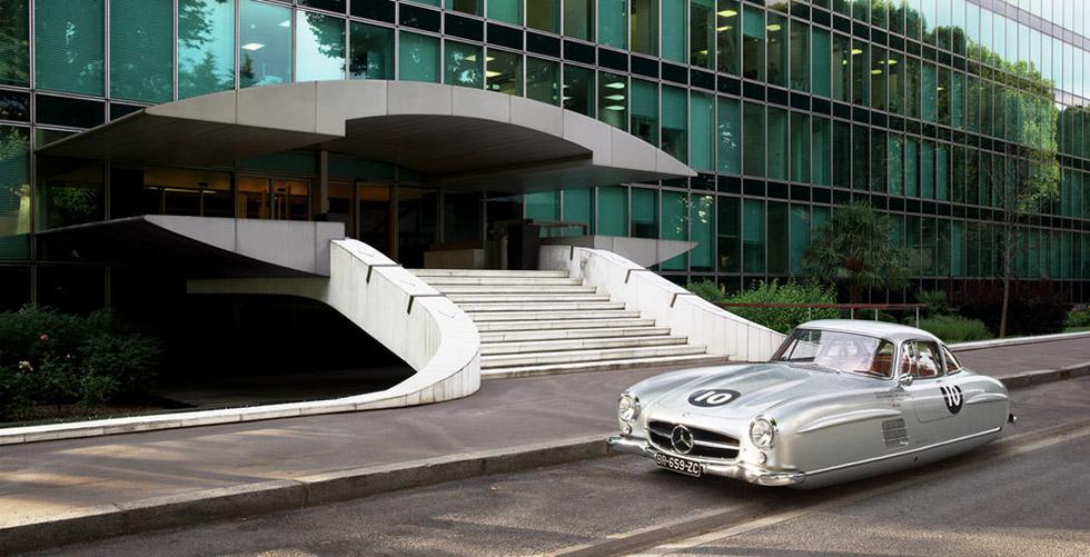 AIR DRIVE : les voitures volantes de Renaud Marion