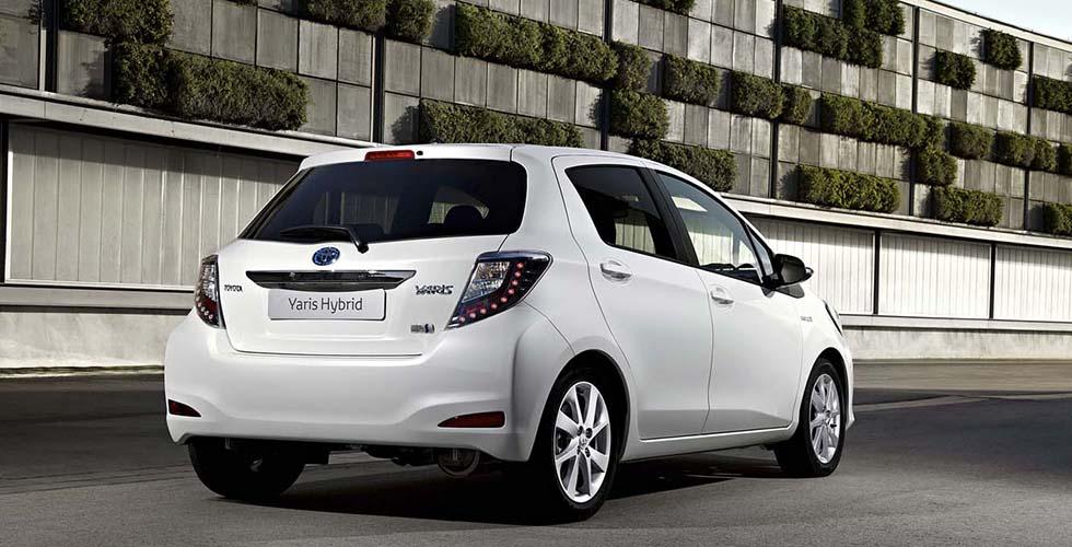Une heure pour un essai : Toyota Yaris Hybride