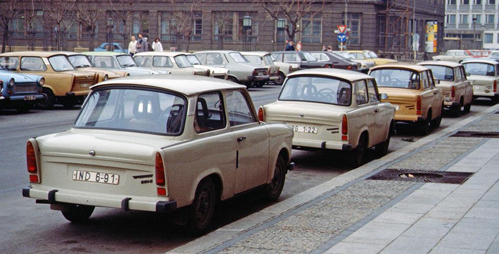 Trabant 601 : petite histoire dans la grande Histoire