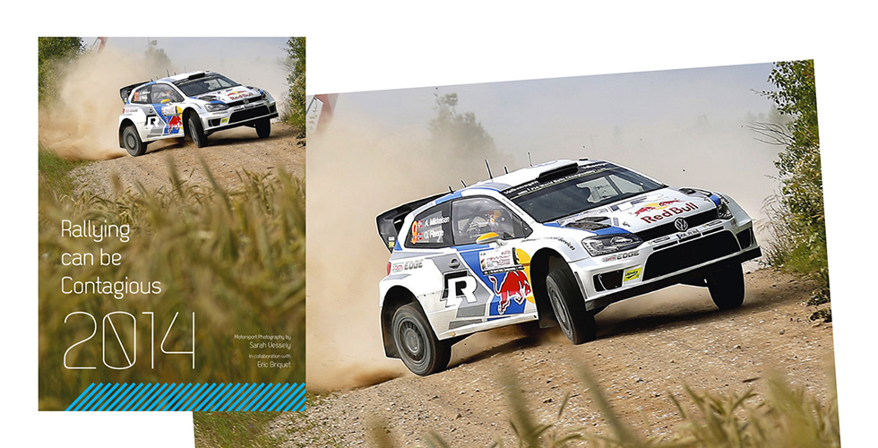 Rallying can be Contagious WRC 2014 : opus 2