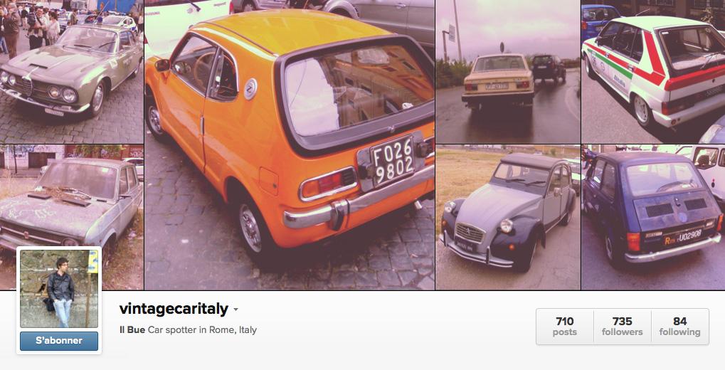 vintagecaritaly : l'Italie et ses anciennes sur Instagram