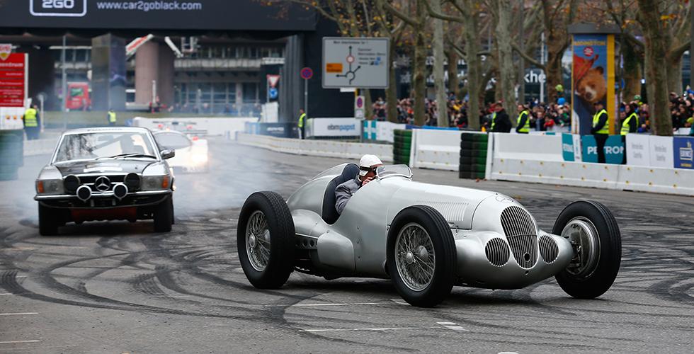 Le Stars & Cars 2014 de Mercedes