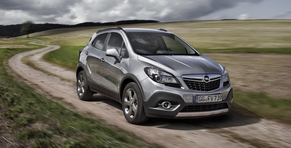 Opel Mokka : juste derrière les Captur et 2008