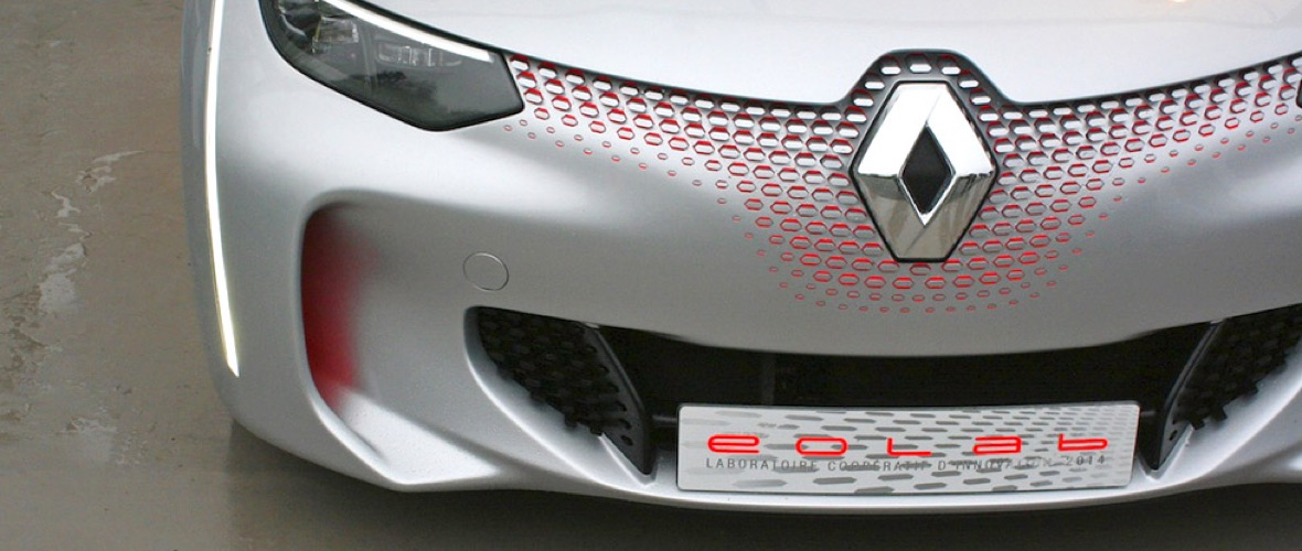 Vitrine technologique et laboratoire roulant : on a testé Renault Eolab