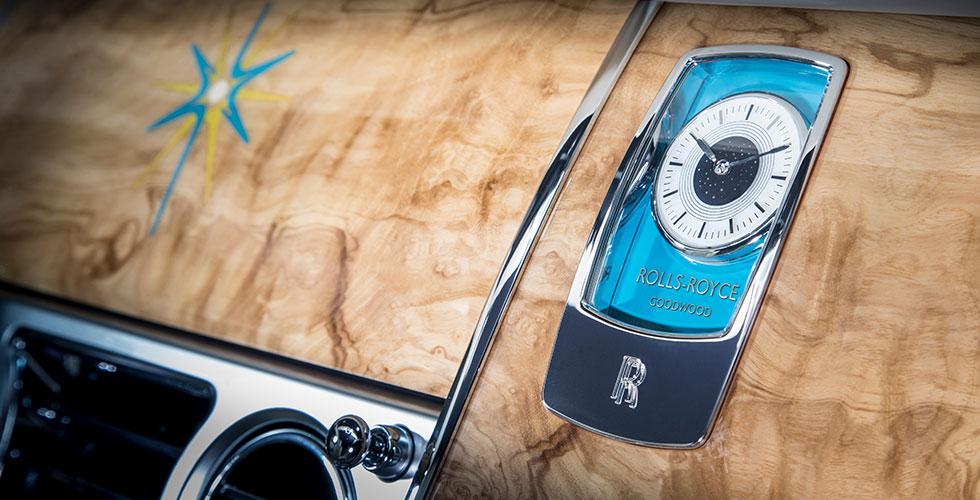 Démonstration de personnalisation par Rolls-Royce