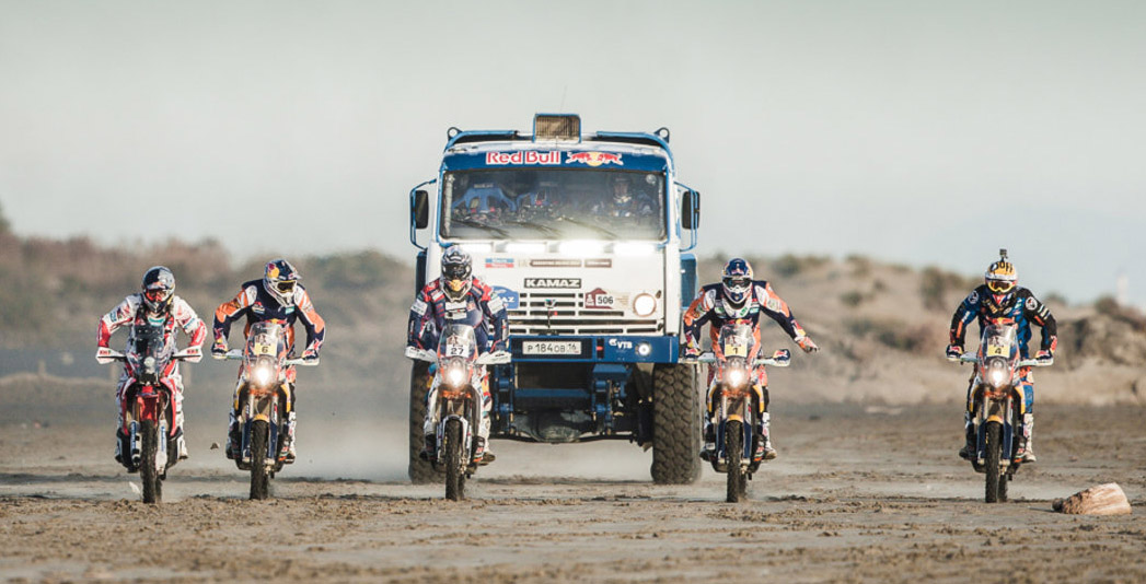 Dakar : Auto, Camion, Moto, Quad : les différentes catégories