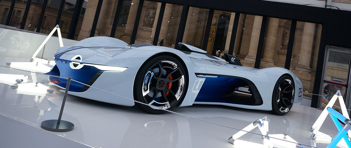 Alpine Vision Gran Turismo existe !