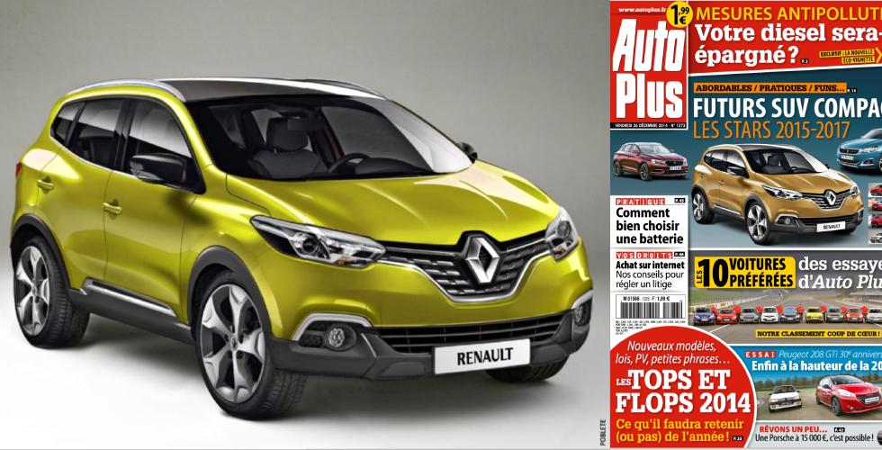 Dans un mois, une nouvelle Renault !