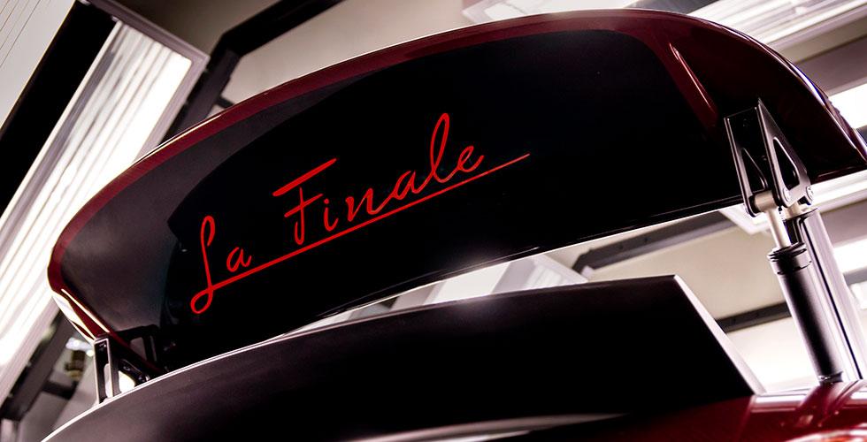 La dernière Bugatti Veyron est vendue !