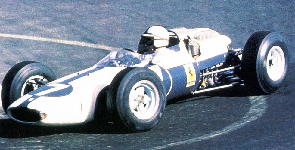 Quand une Ferrari bleue gagnait le Championnat du Monde de F1 !