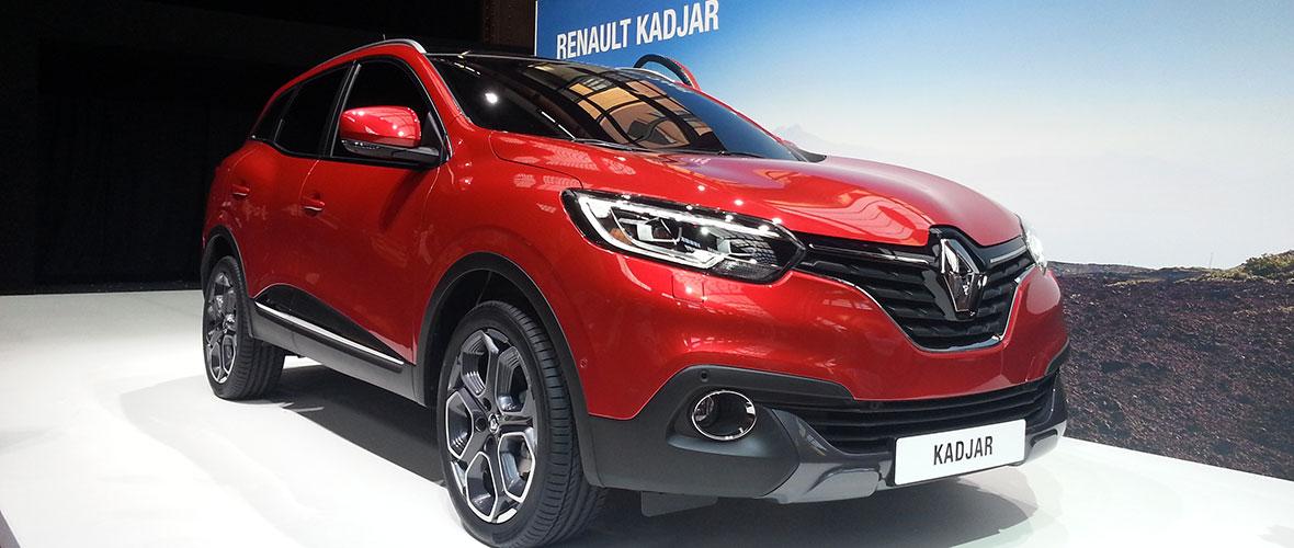 Contact : Renault Kadjar