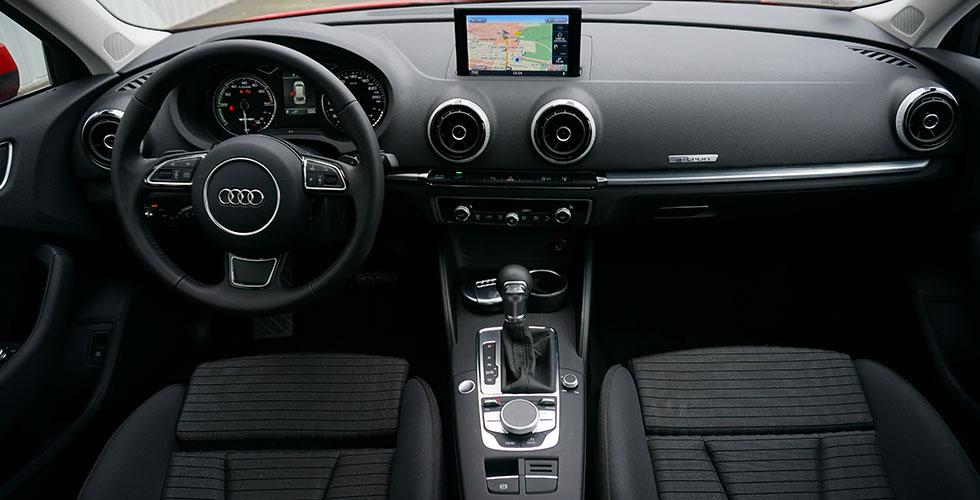 Audi A3 Sportback E Tron Interieur Autocult Fr