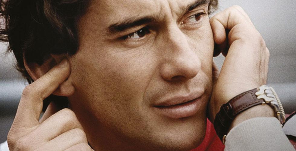 Ayrton Senna revient… pour une publicité