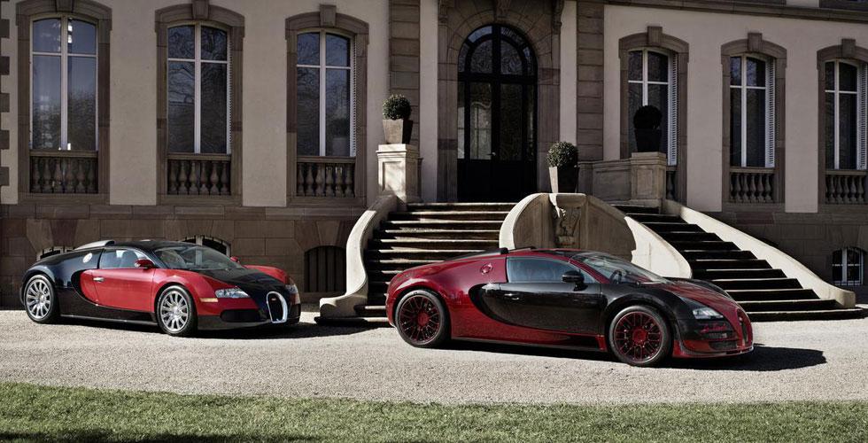 "Vidéo : Bugatti Veyron 16.4 Grand Sport Vitesse ""La Finale"""