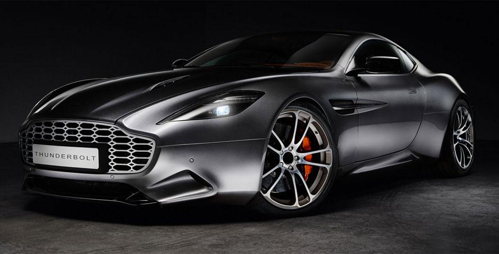 Thunderbolt, l'Aston Martin qui n'en est pas une