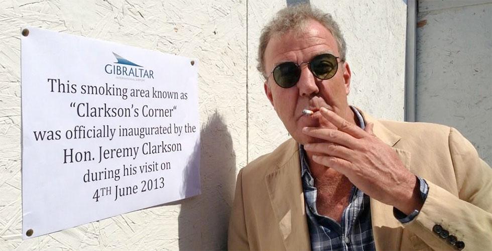 Jeremy Clarkson mis à pied… La fin de Top Gear ?