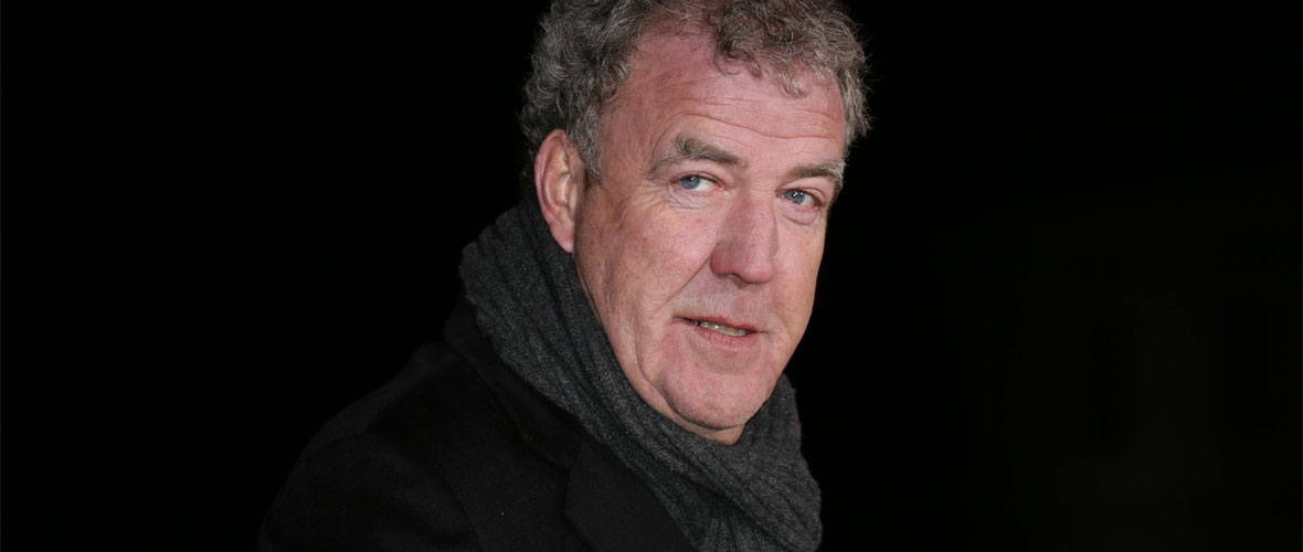 Jeremy Clarkson viré aujourd'hui, Top Gear survivra