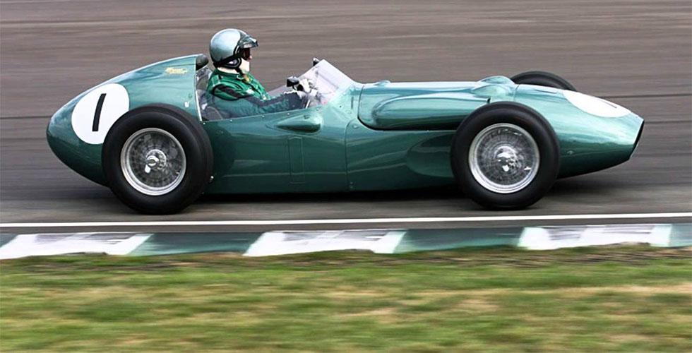 L'arrivée d'Aston Martin en F1 !
