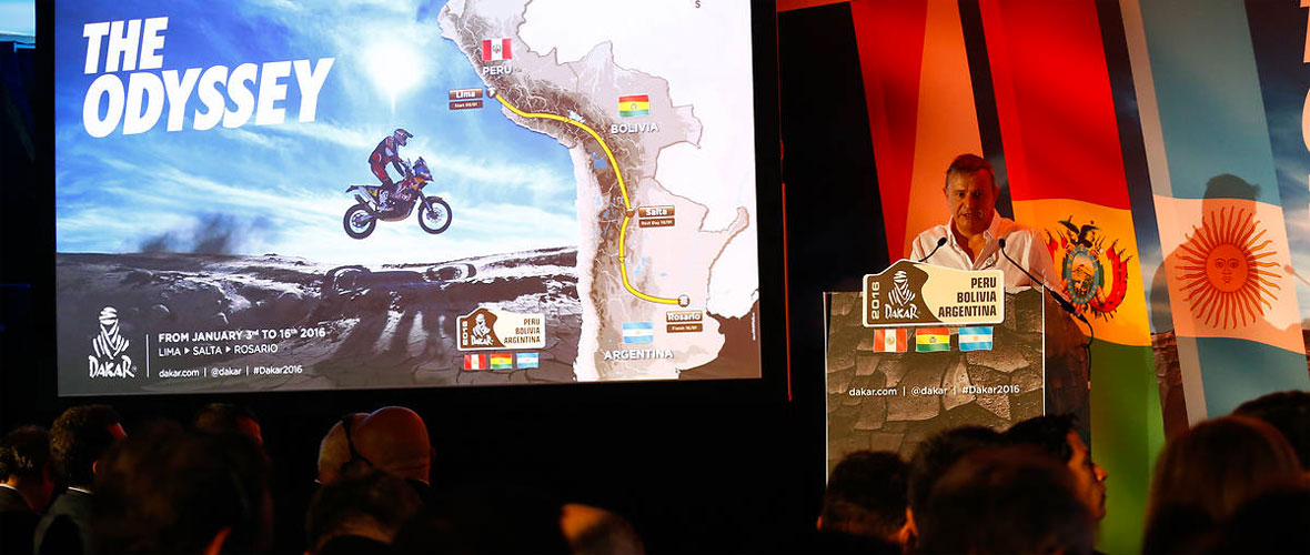 Dakar 2016 : Lima – Salta – Rosario