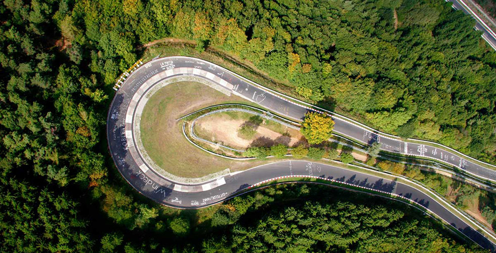 Citation : le Nurburgring