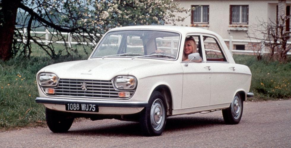 La Peugeot 204 a 50 ans