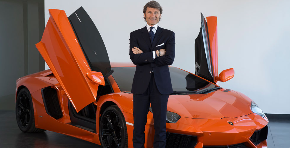 Lamborghini : Nous sommes plus exclusifs que Ferrari