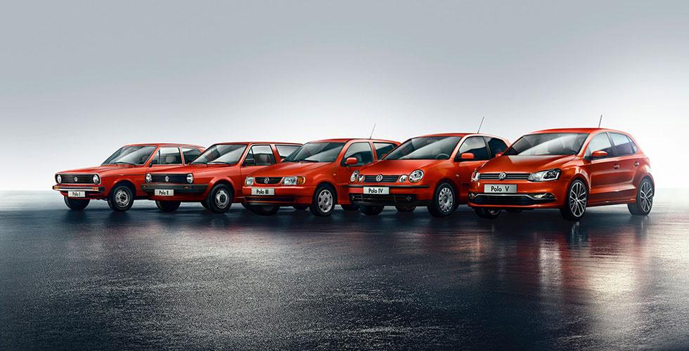 Darwinisme : Volkswagen Polo