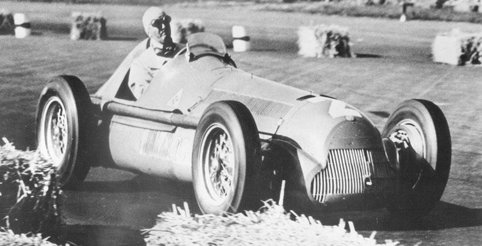 Anniversaire : 65 ans de Formule 1