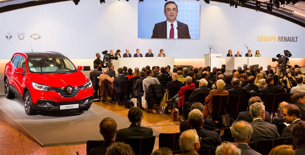 Pourquoi la France s'en prend à Renault ?