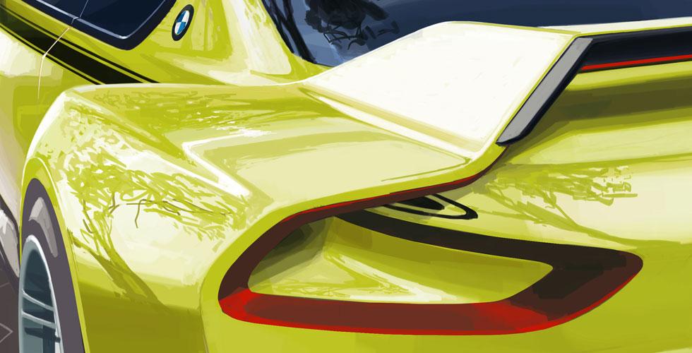 Une troisième « Hommage » par BMW